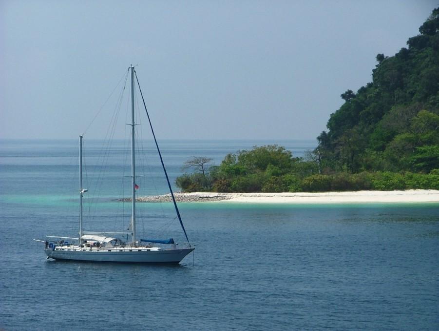 The 21m Yacht HIGH ASPECT