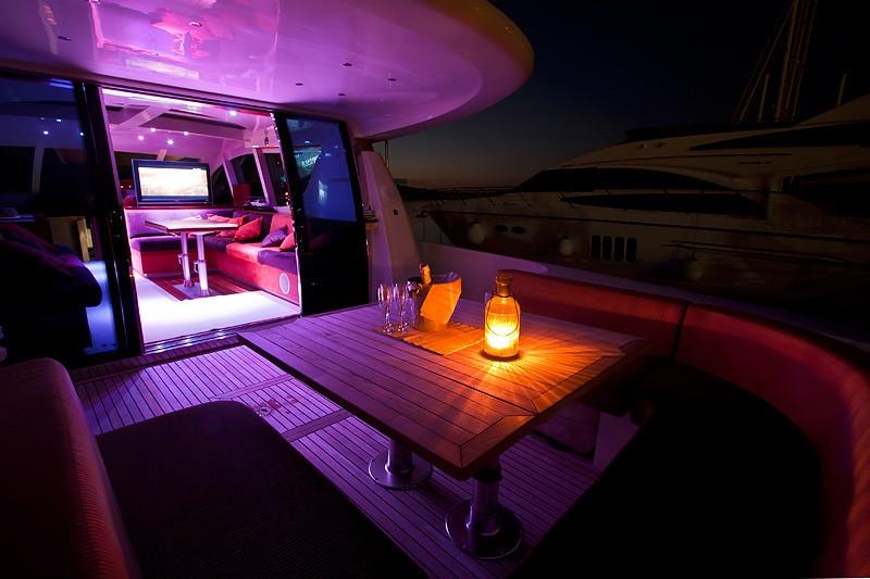 The 22m Yacht SAURON