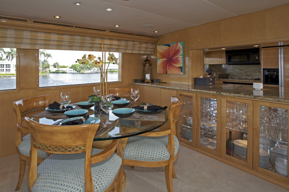 The 22m Yacht SHEER BLISS