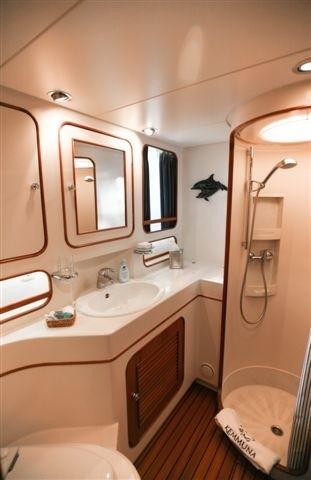 The 23m Yacht KEMMUNA