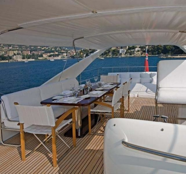 The 23m Yacht RUFF ONE