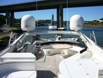 The 23m Yacht SEA STREAM