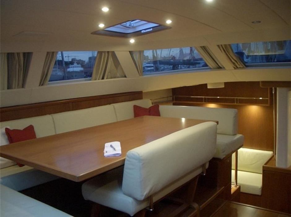 The 24m Yacht SI VIS PACEM & SI VIS PACEM Yacht Charter Details Southern Wind Farr Design ...
