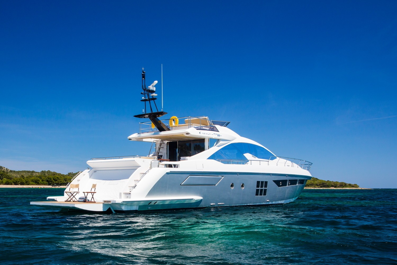 The 24m Yacht TOFFEE CRISP