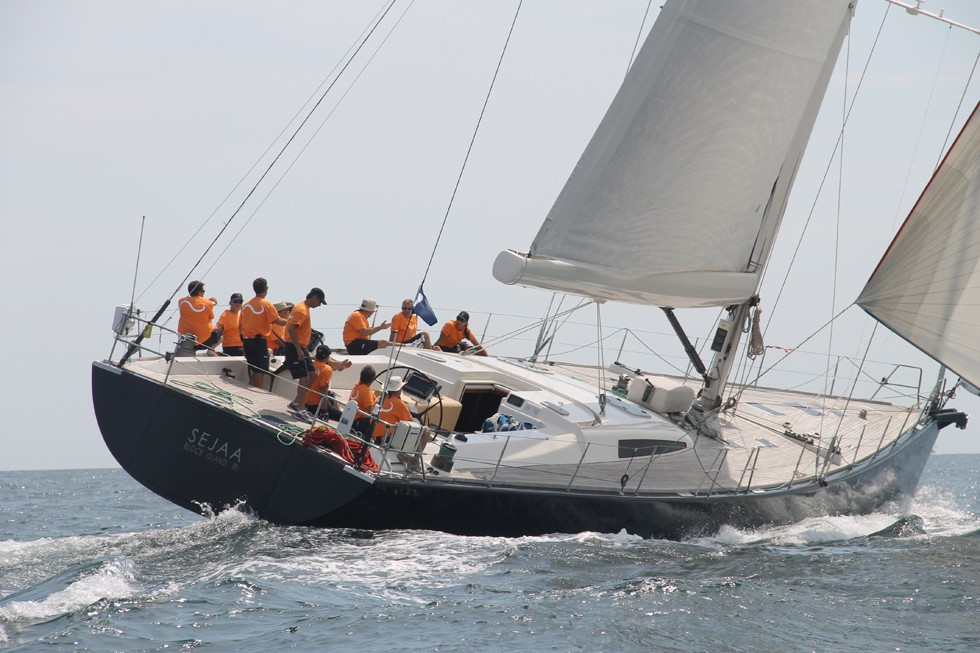 The 25m Yacht SEJAA