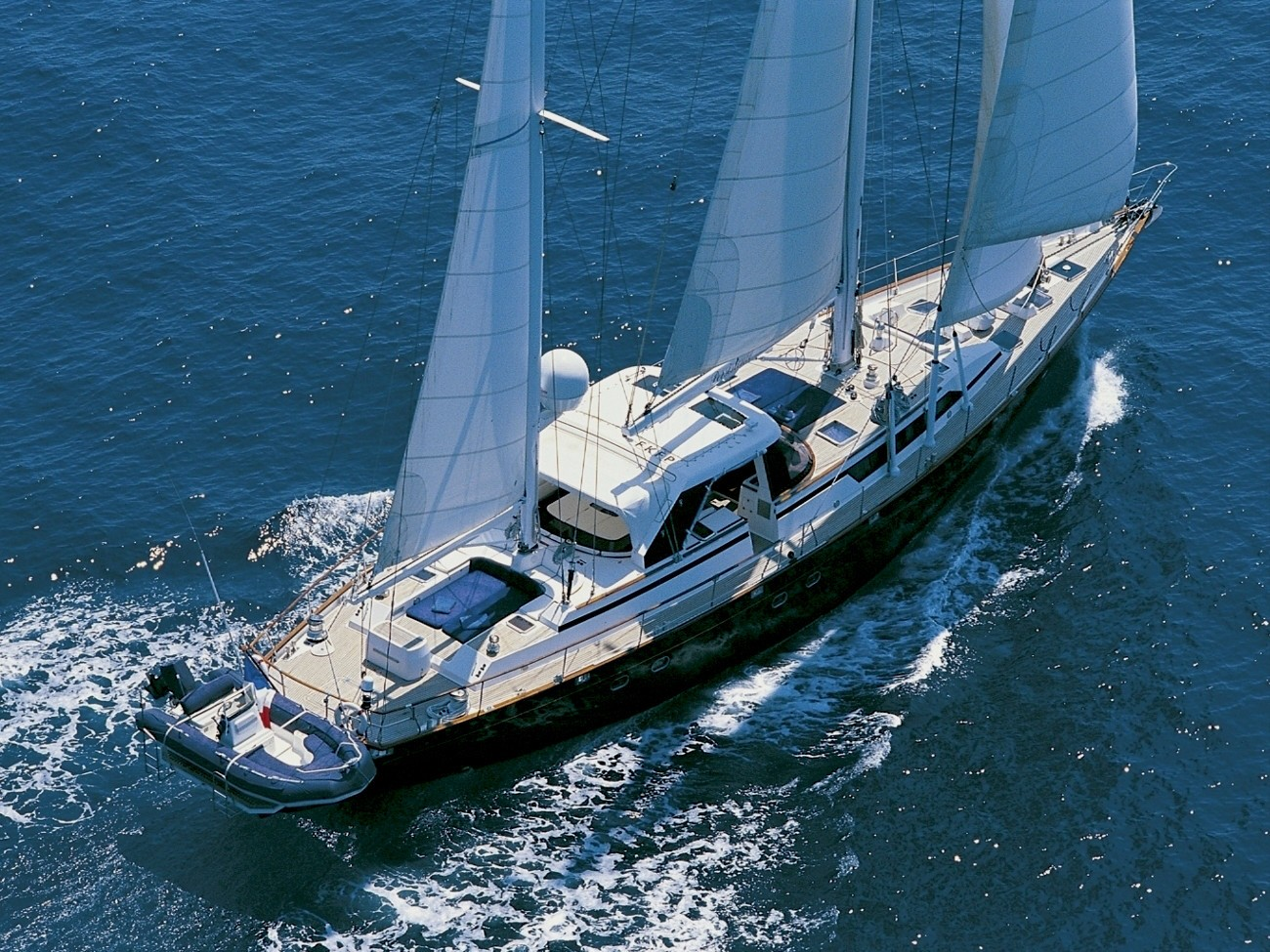 The 26m Yacht PERSISTENCE