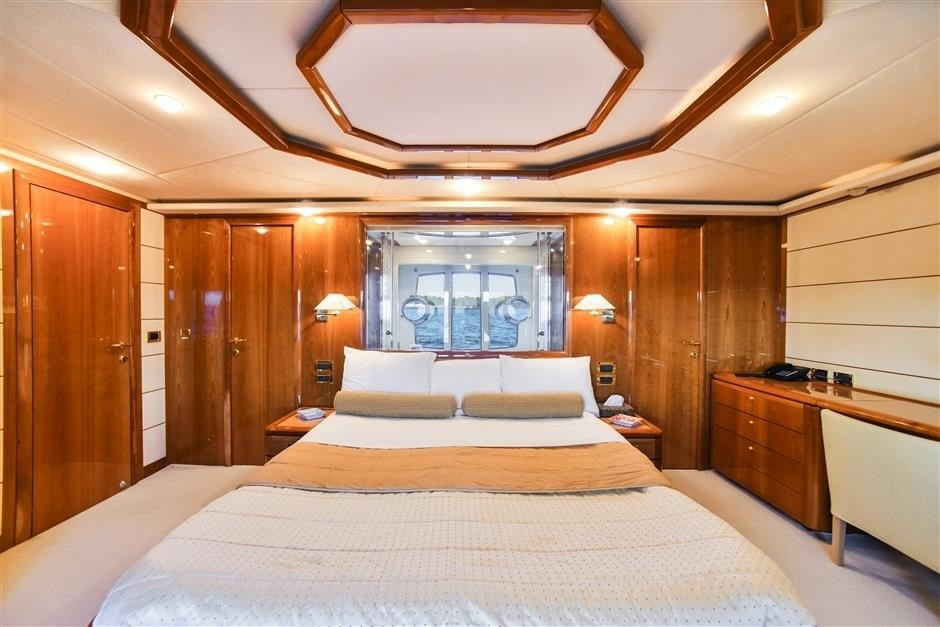 The 27m Yacht DAY OFF