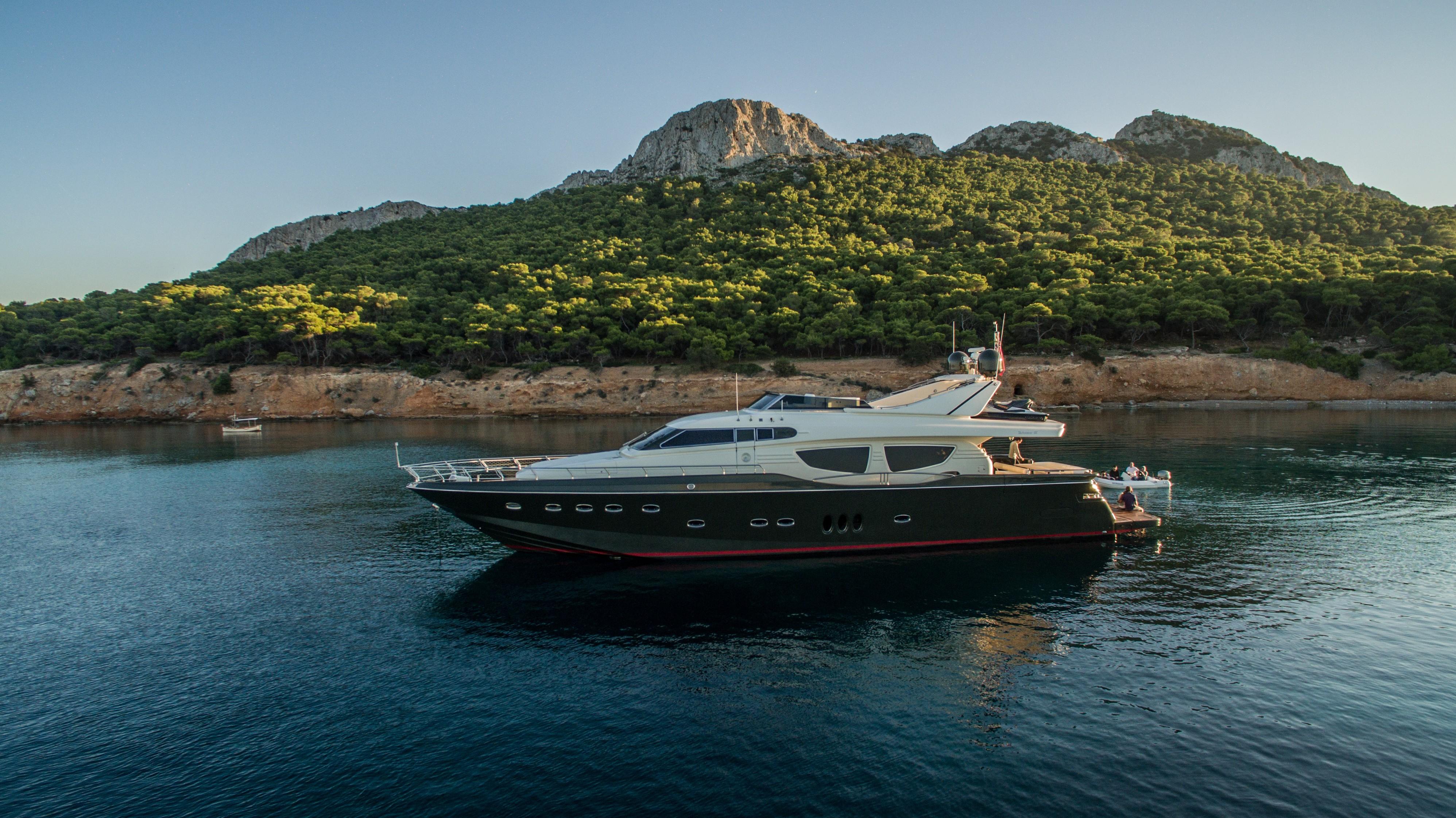 The 27m Yacht TSOUVALI