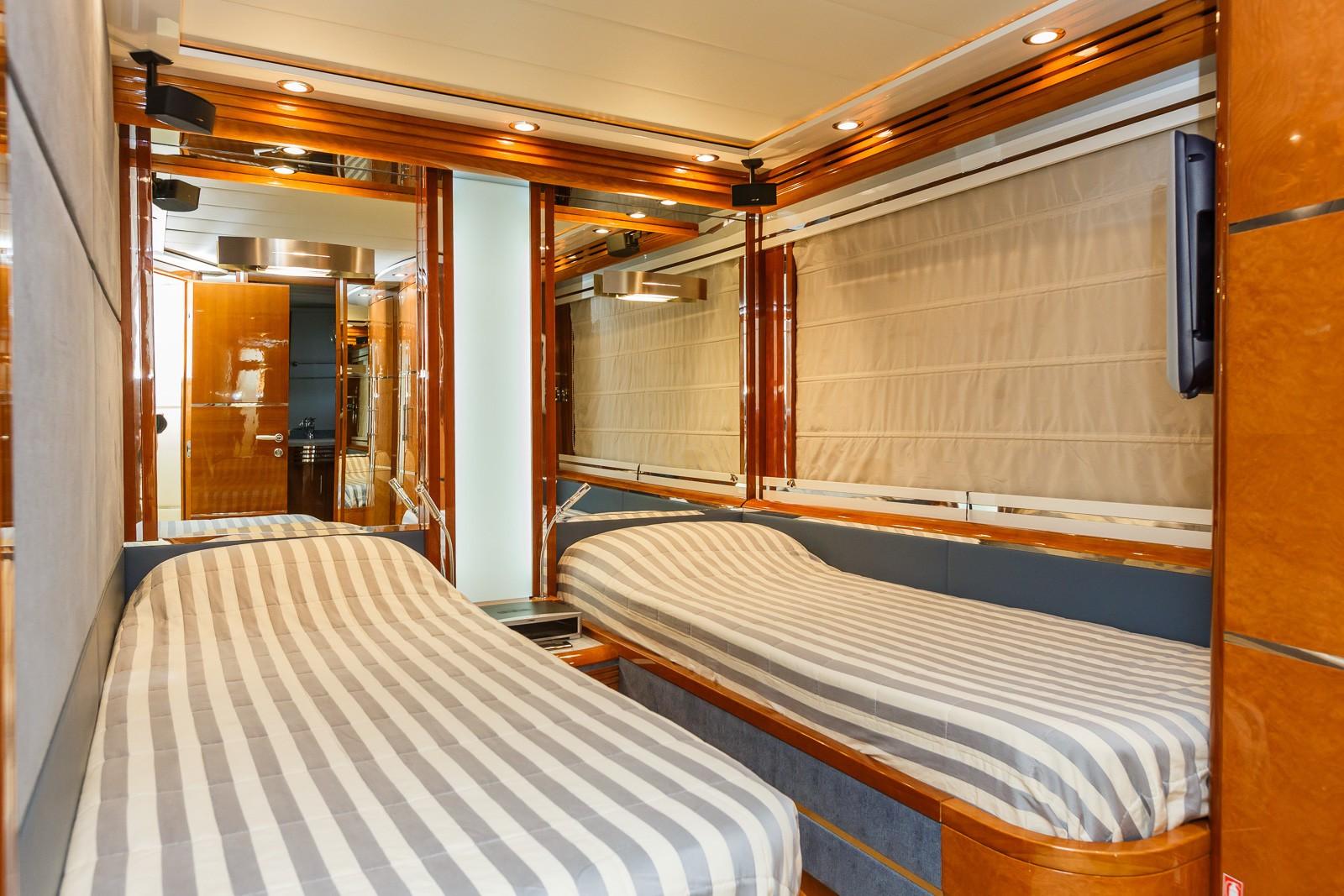 The 27m Yacht VELLMARI
