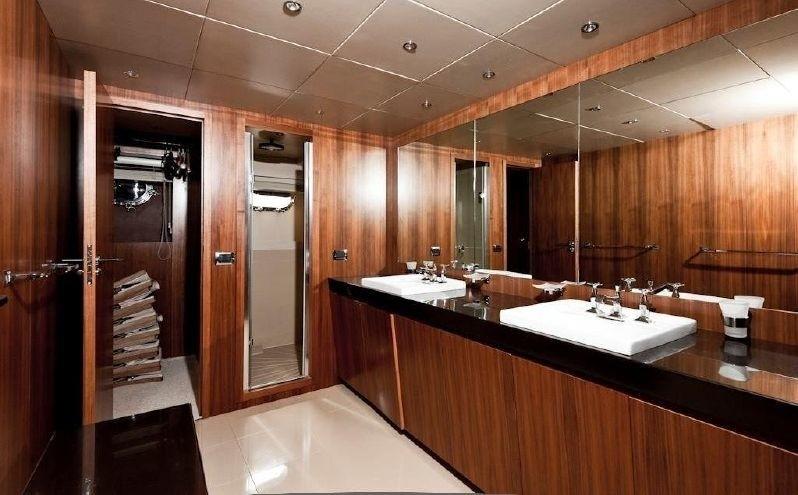 The 28m Yacht ALRISHA