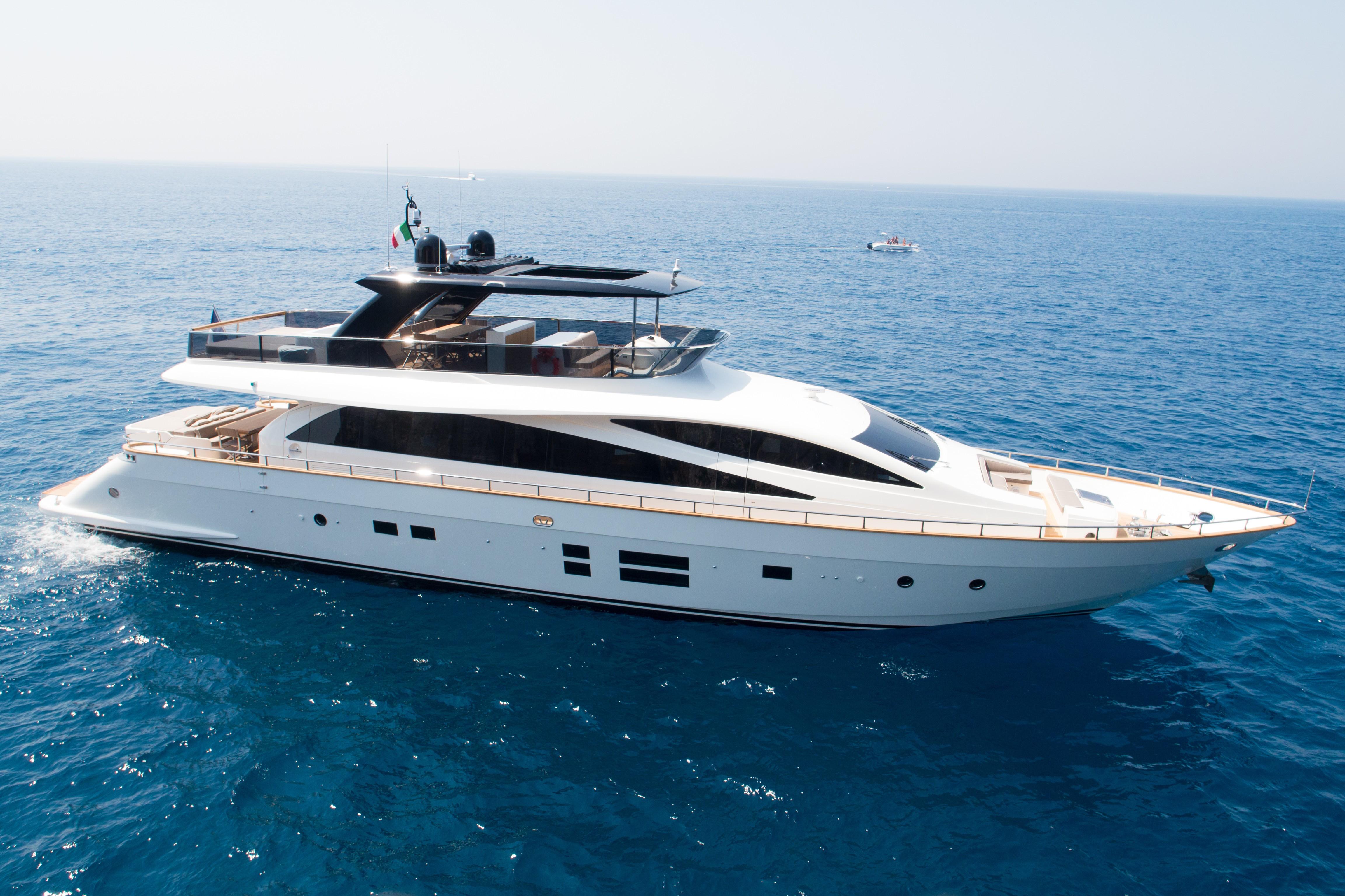 The 28m Yacht BACCARAT - Main shot