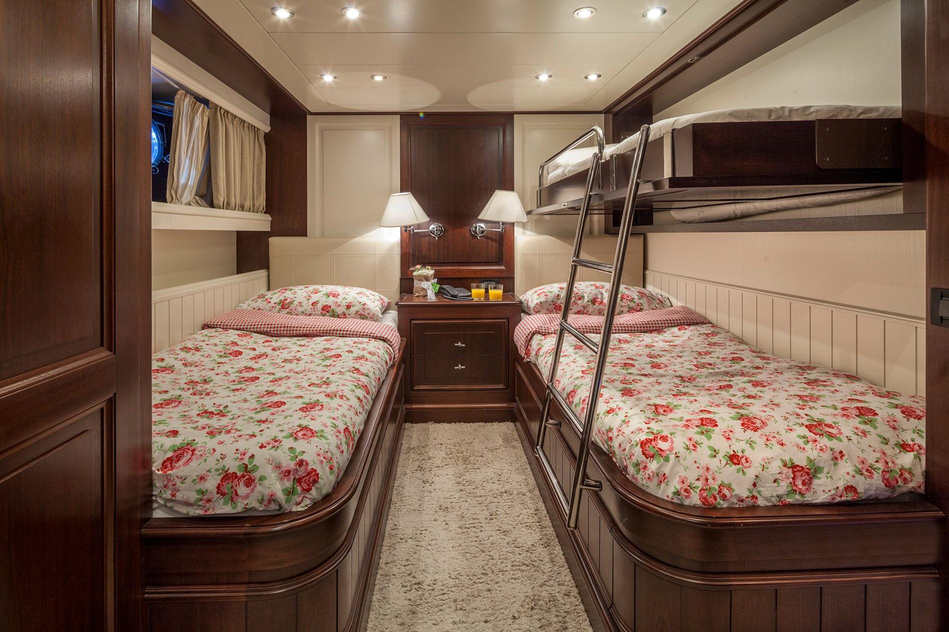 The 28m Yacht HARMONYA