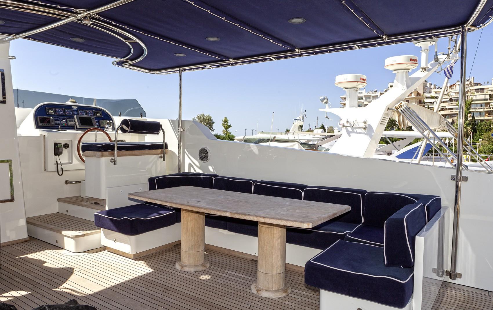 Life On Yacht HARMONYA