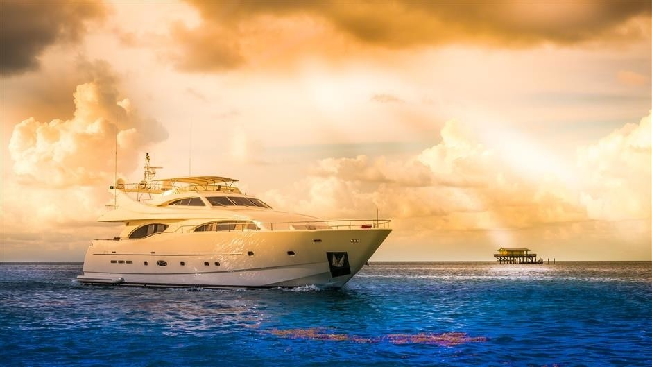 The 28m Yacht PARADISE