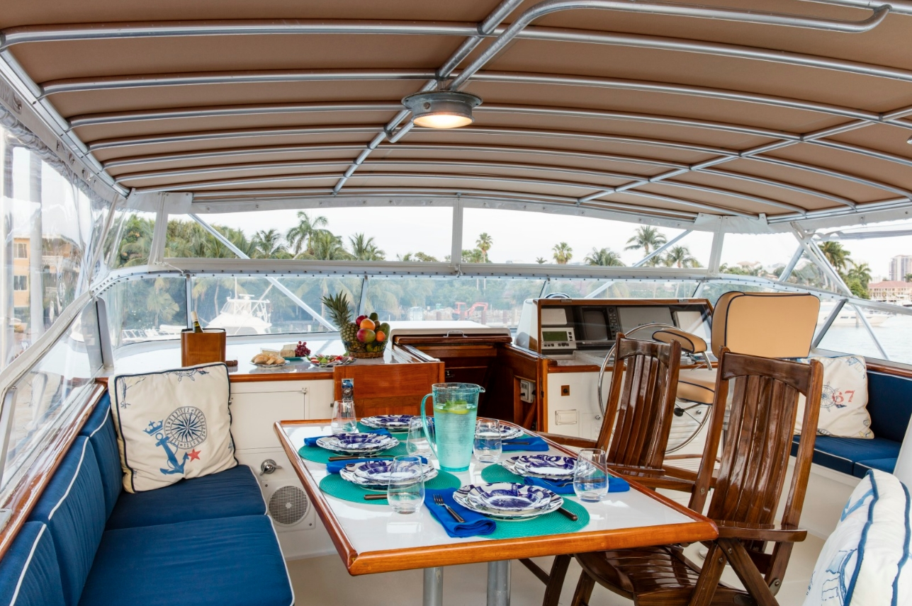 The 28m Yacht SEAFARI