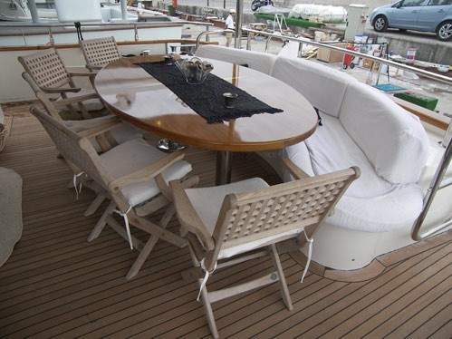 The 28m Yacht STELLA OF THE NORTH