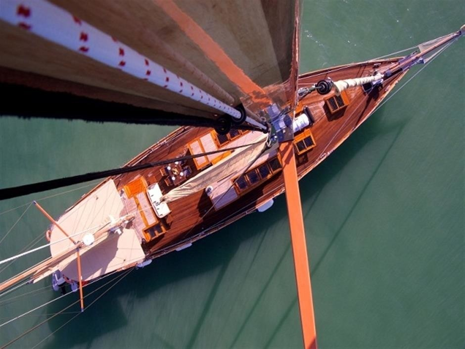 The 29m Yacht AVENTURE