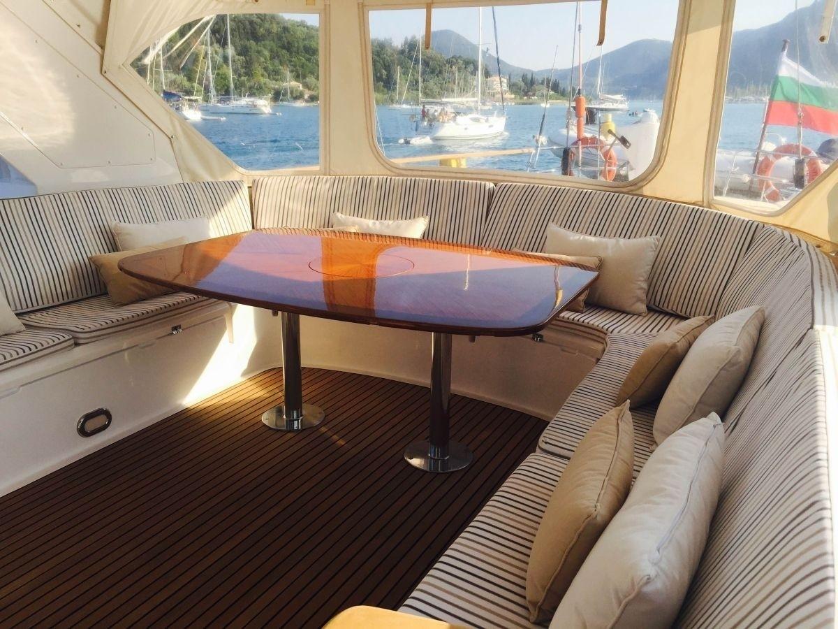 The 29m Yacht CENTURION
