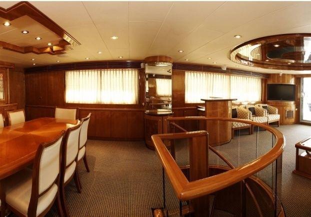 The 29m Yacht HILLSY