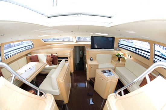 The 29m Yacht INFINITY