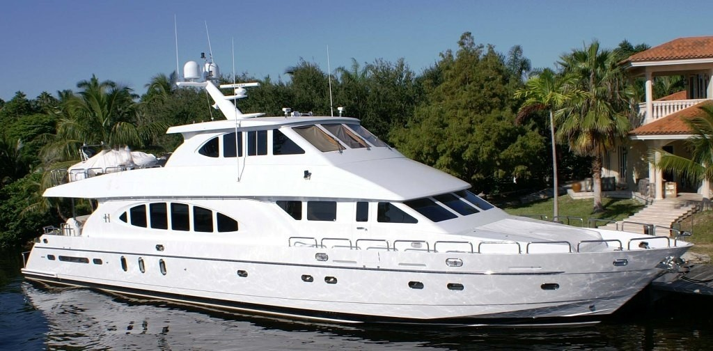 The 29m Yacht MARYCLARE