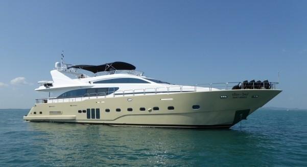 The 29m Yacht MIA KAI