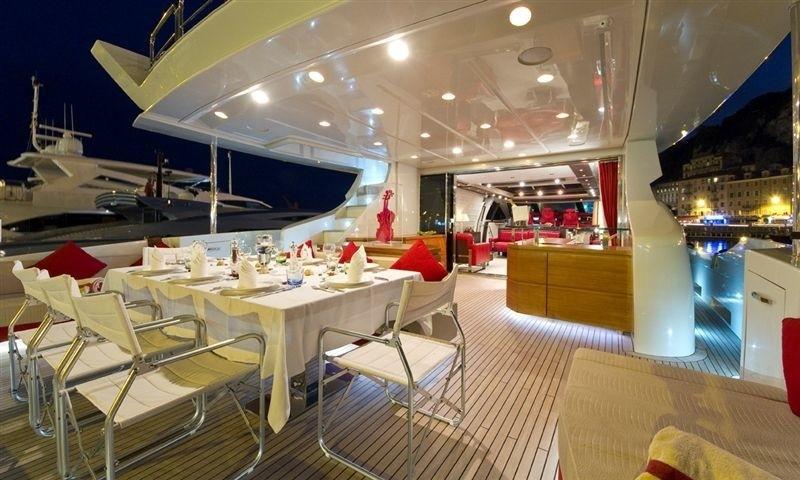 Life On Board Yacht GOGAMIGOGA