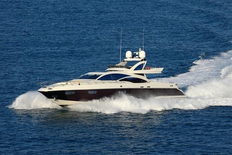 The 30m Yacht GOGAMIGOGA