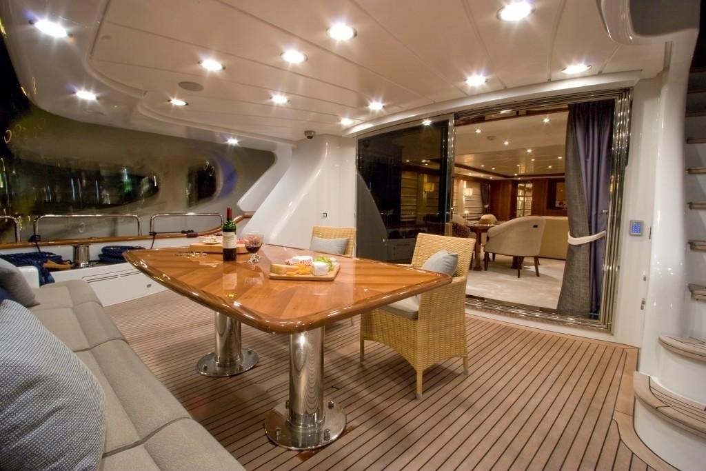 The 30m Yacht JAZZ