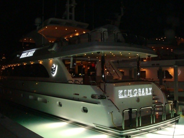 The 30m Yacht LA DOLCE VITA