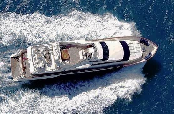 The 30m Yacht LIBERTE IV