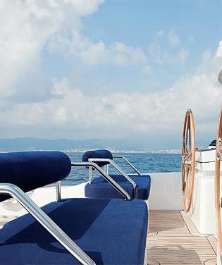 The 30m Yacht NOSTROMO