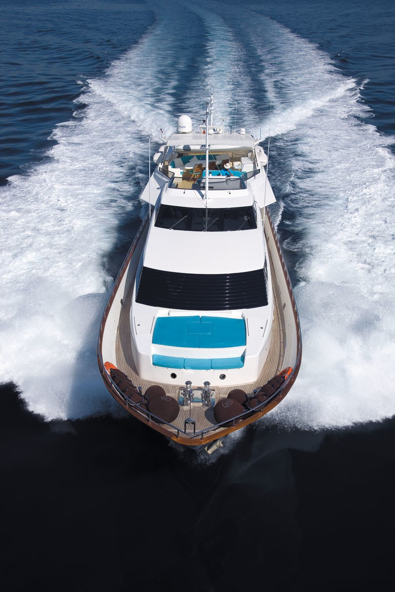 The 30m Yacht POWDERMONKEY OF LONDON