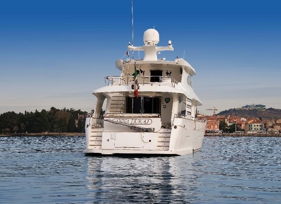 The 30m Yacht PRINCESS ANNA DUKAJ