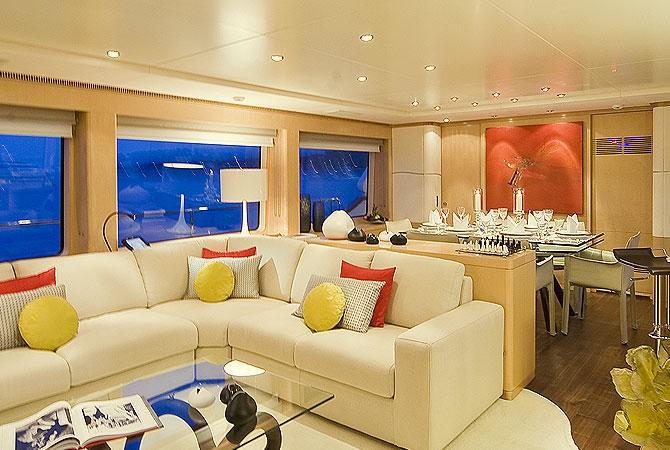 The 30m Yacht SALU