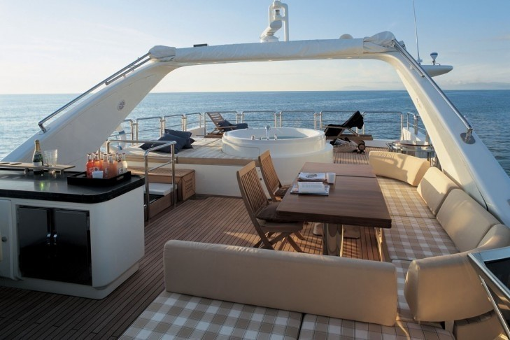 The 30m Yacht THE SULTANS WAY 001