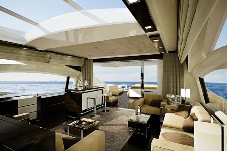 The 30m Yacht THE SULTANS WAY 007