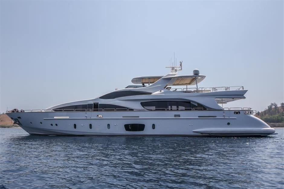 The 32m Yacht ANTONIA II