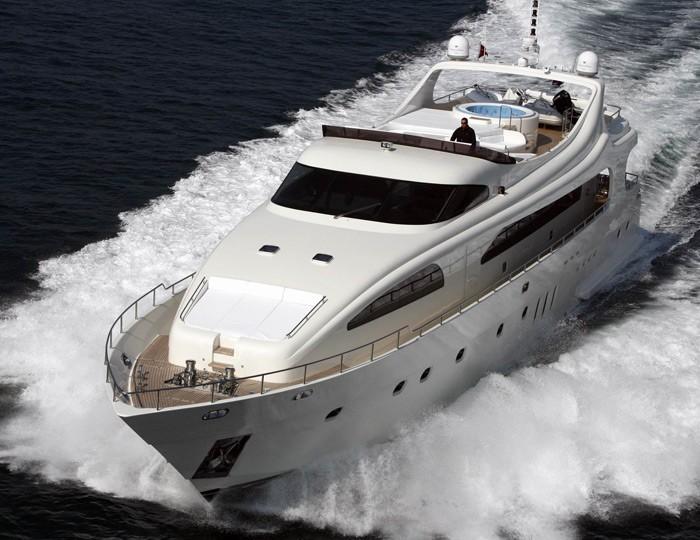 The 32m Yacht GRACE KELLY