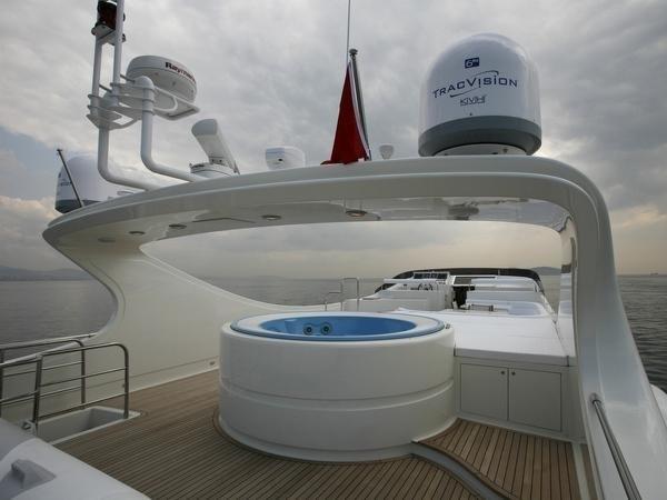 Life On Board Yacht GRACE KELLY