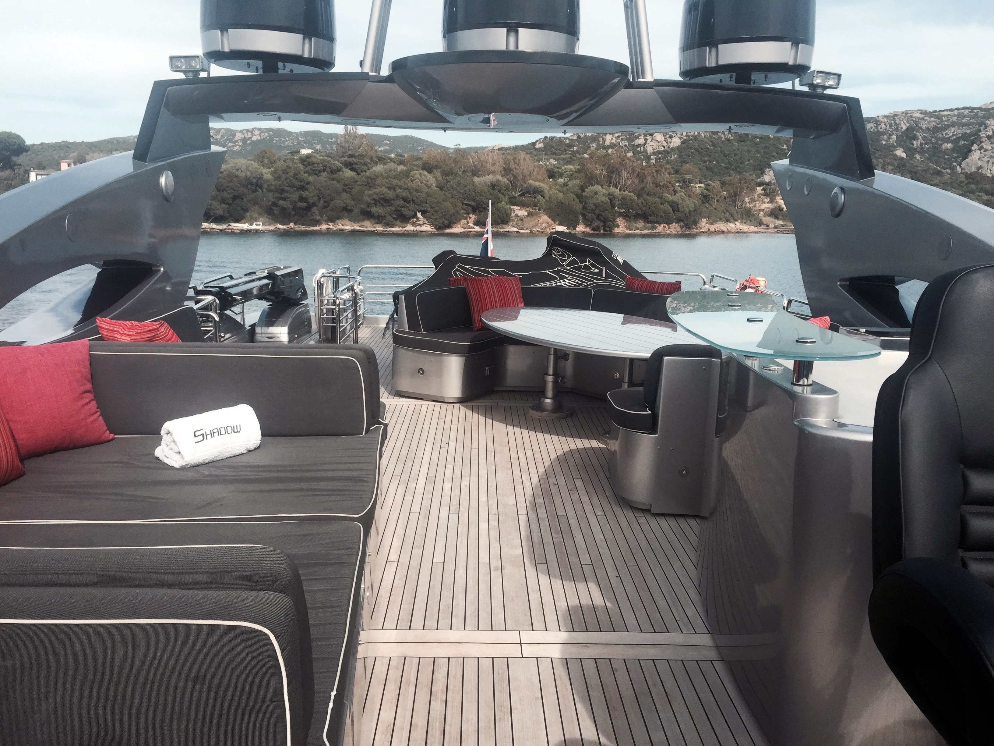 The 32m Yacht SHADOW