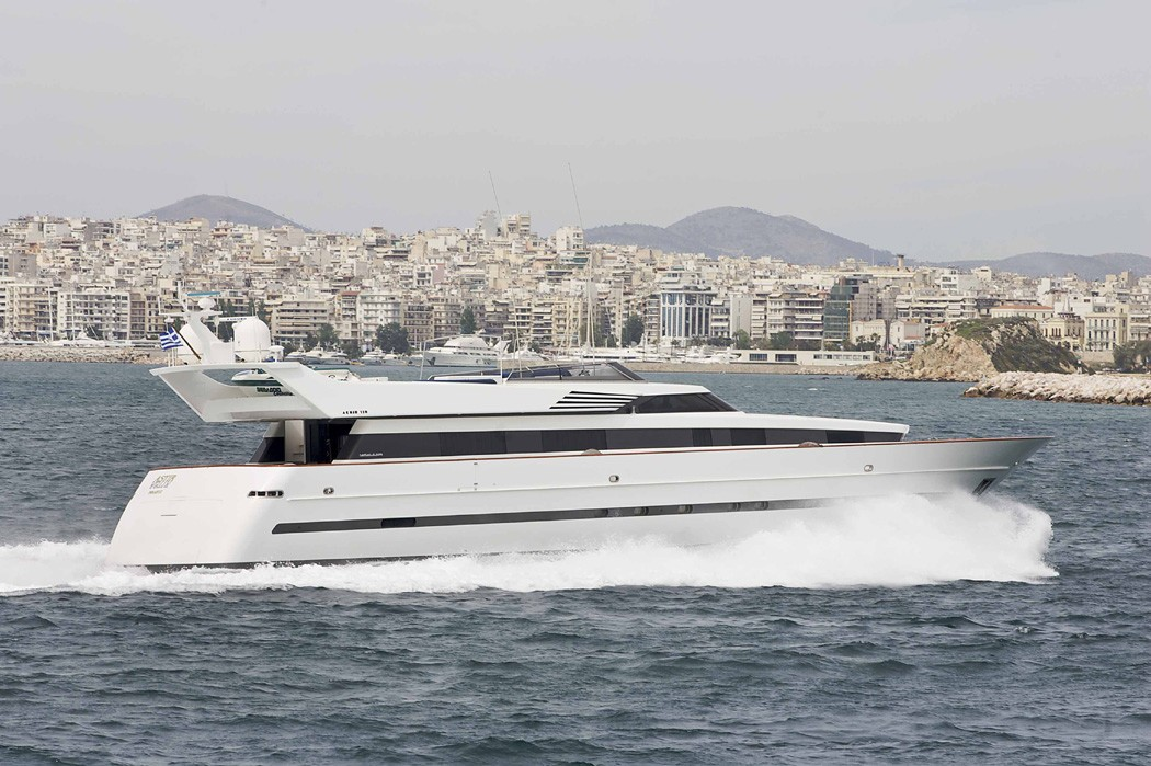 Search Product On Board Yacht ASTIR