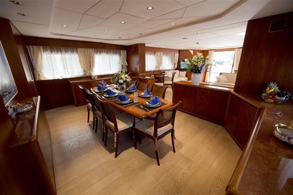 The 33m Yacht MARGHERITA