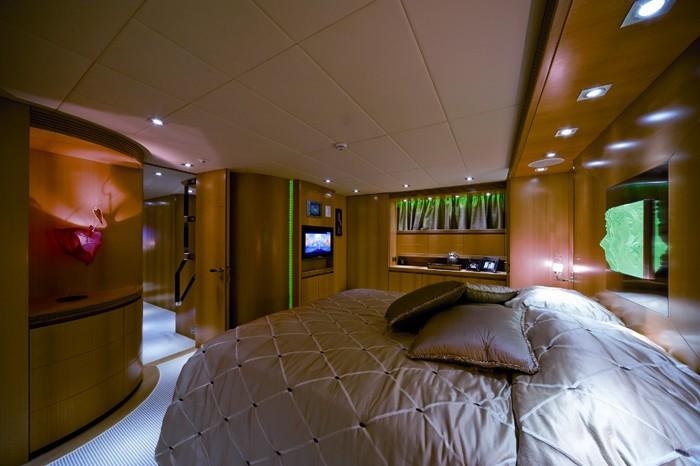 The 33m Yacht RAMINA