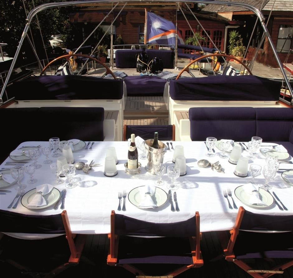 The 34m Yacht HIGHLAND BREEZE