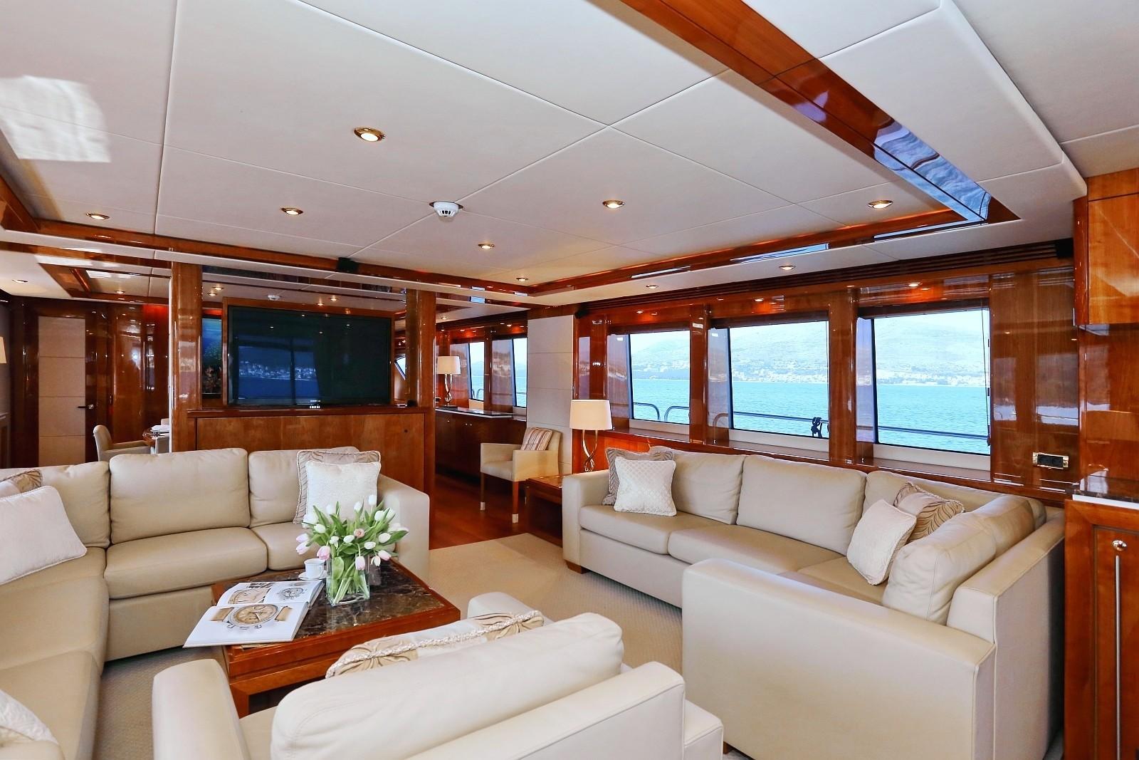 The 34m Yacht IRA
