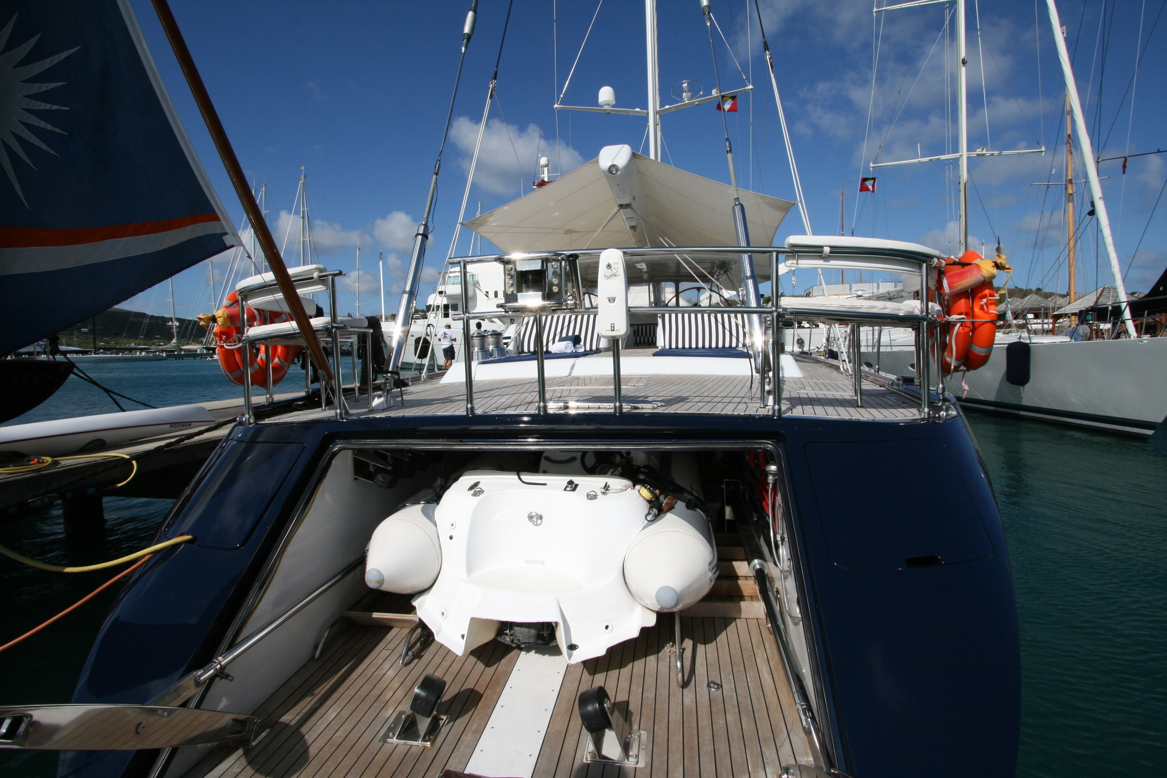 The 34m Yacht MYSTERY