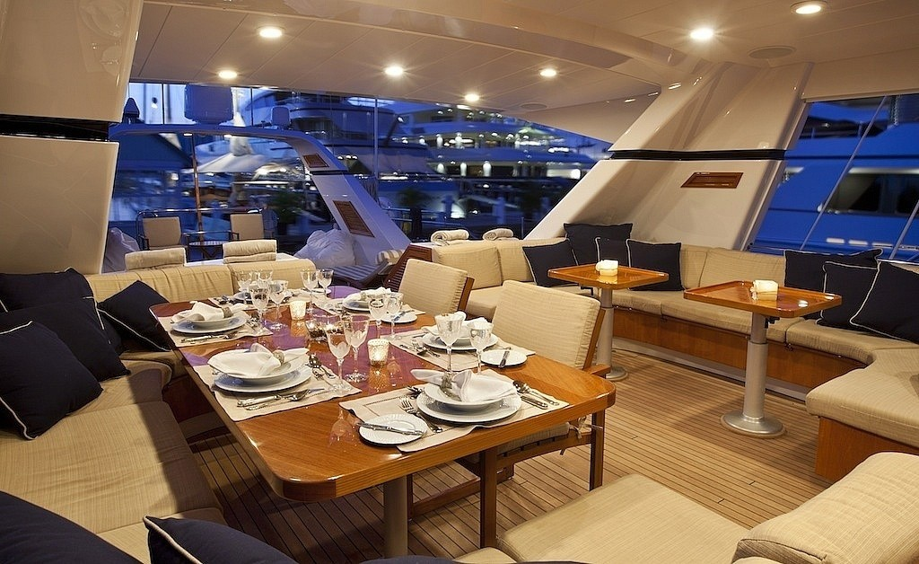 The 34m Yacht REE