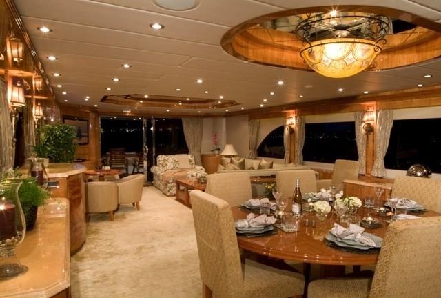 The 34m Yacht SEA LEGEND