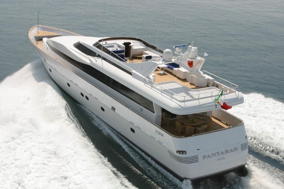 The 34m Yacht SUMMER DREAMS